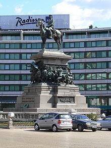 Паметникът на Цар Освободител