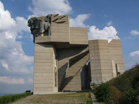 Паметник Създатели на българската държава