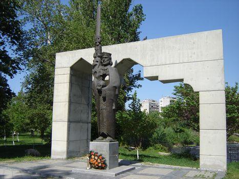 Паметник на цар Иван-Асен ІІ