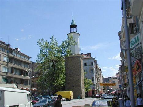 Старата часовникова кула