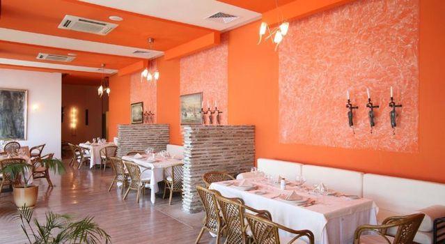 ресторант хотел феста панорама несебър