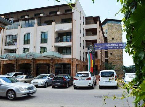 Апартхотел Марина Сити