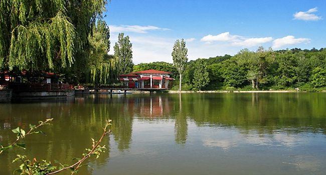Езеро Борово око Търговище