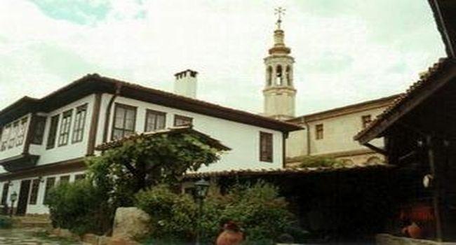 Касъровата къща Търговище