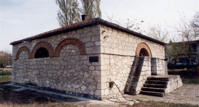 Римската гробница Силистра