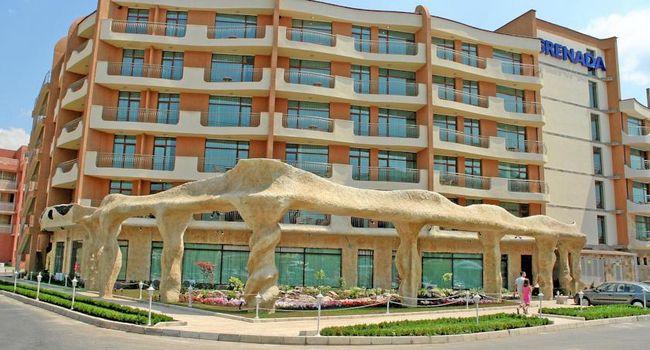 Хотел Гренада Слънчев бряг