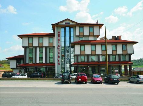 Хотел Езерец Благоевград-mini