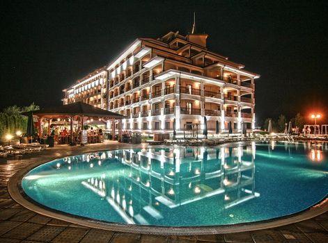 Хотел Казабланка Обзор-mini
