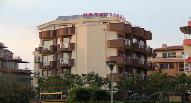 Хотел Корал Поморие