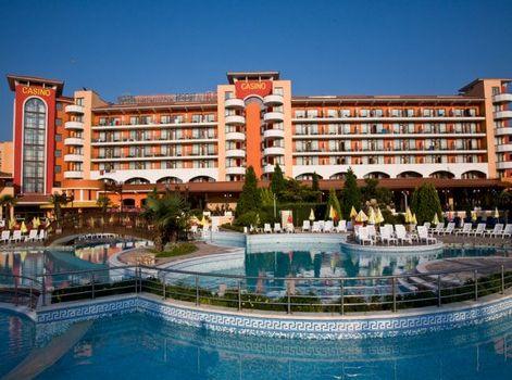 Хотел Хризантема Слънчев бряг- mini