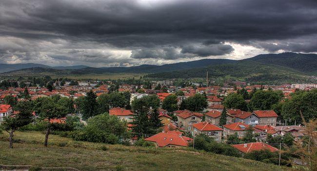изглед към Велинград