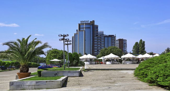 Swiss-Belhotel and Spa Варна (Гранд хотел Димят)