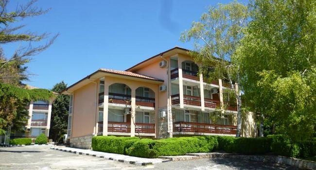 Хотел Ахилея Балчик