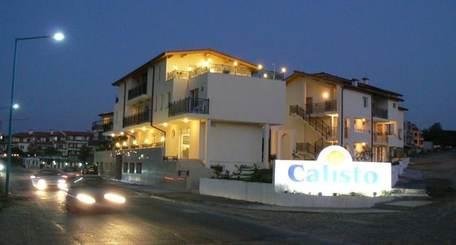 Хотел Калисто Созопол