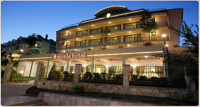 Хотел Импала Варна
