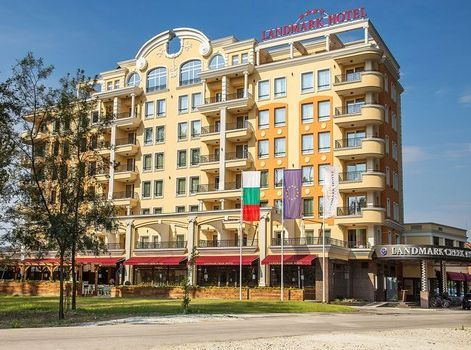 Хотел Ландмарк Крийк