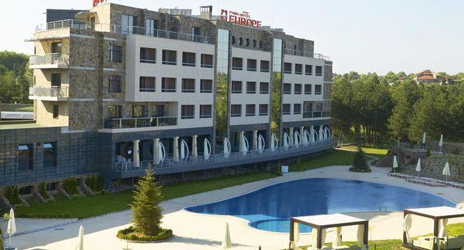 Park hotel Europe Haskovo