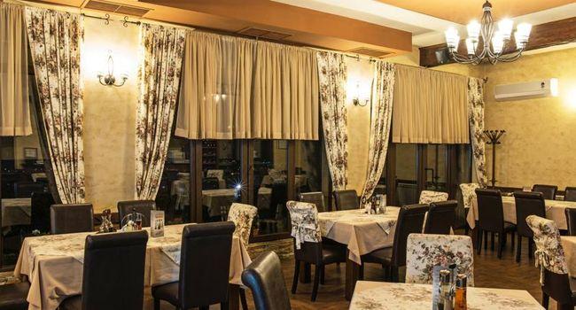 Hotelski kompleks Chiflika Asenovgrad