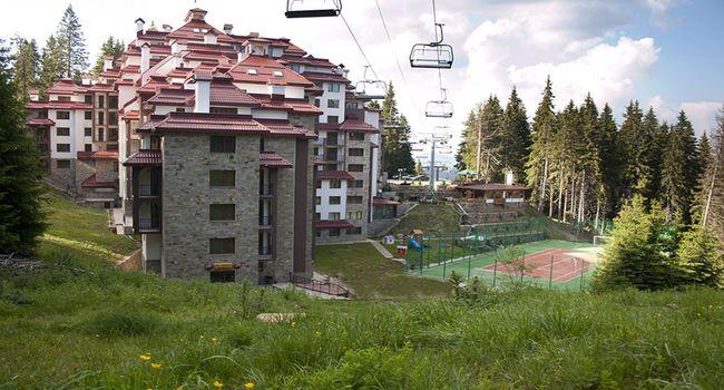 Apart hotel Kamelia Pamporovo