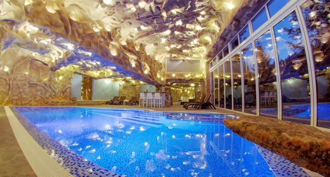 SPA hotel Kiparis Alfa Smolyan