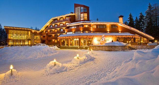 Hotel Yastrebets Borovets