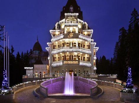 Hotel Festa Winter Palace Borovec-mini