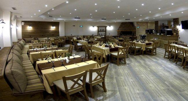 SPA hotel Orfei Pamporovo