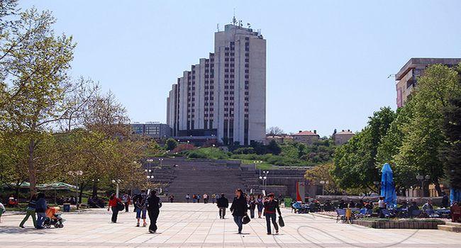 Hotel Cartoon Razgrad