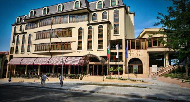 Hotel Retro Haskovo