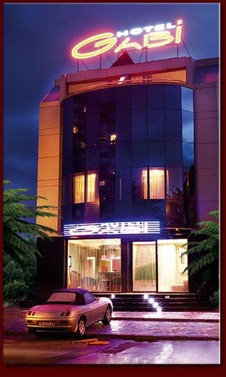 Хотел Gabi