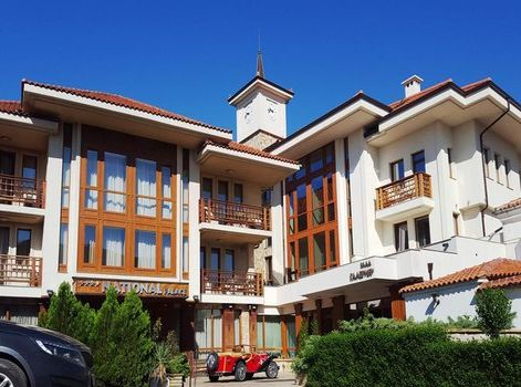 Hotel National Palace Sliven