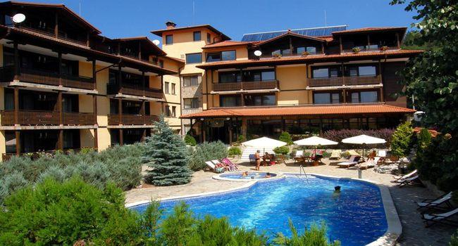 Hotel Center Apriltsi