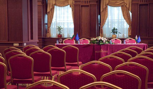 Grand hotel Sofia konferentna zala