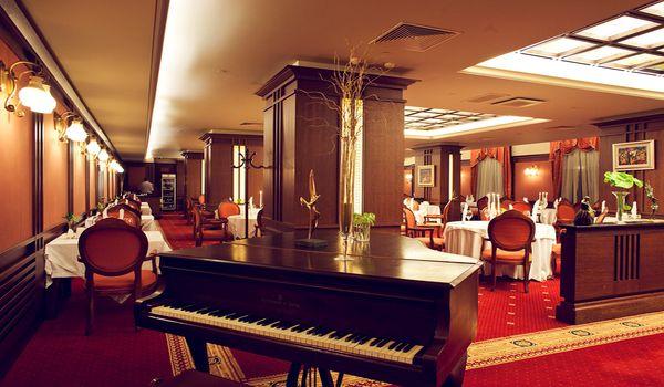 Grand hotel Sofia restorant