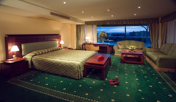 Grand hotel Sofia staya 1