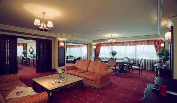 Grand hotel Sofia staya 2