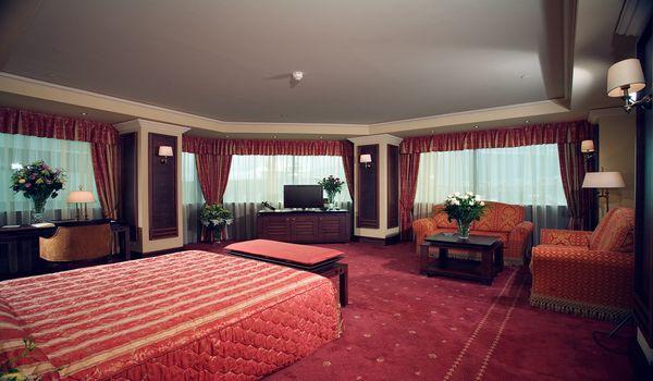 Grand hotel Sofia staya