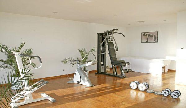 Arbanasi Palace Fitnes