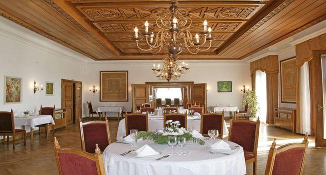 Arbanasi Palace restorant